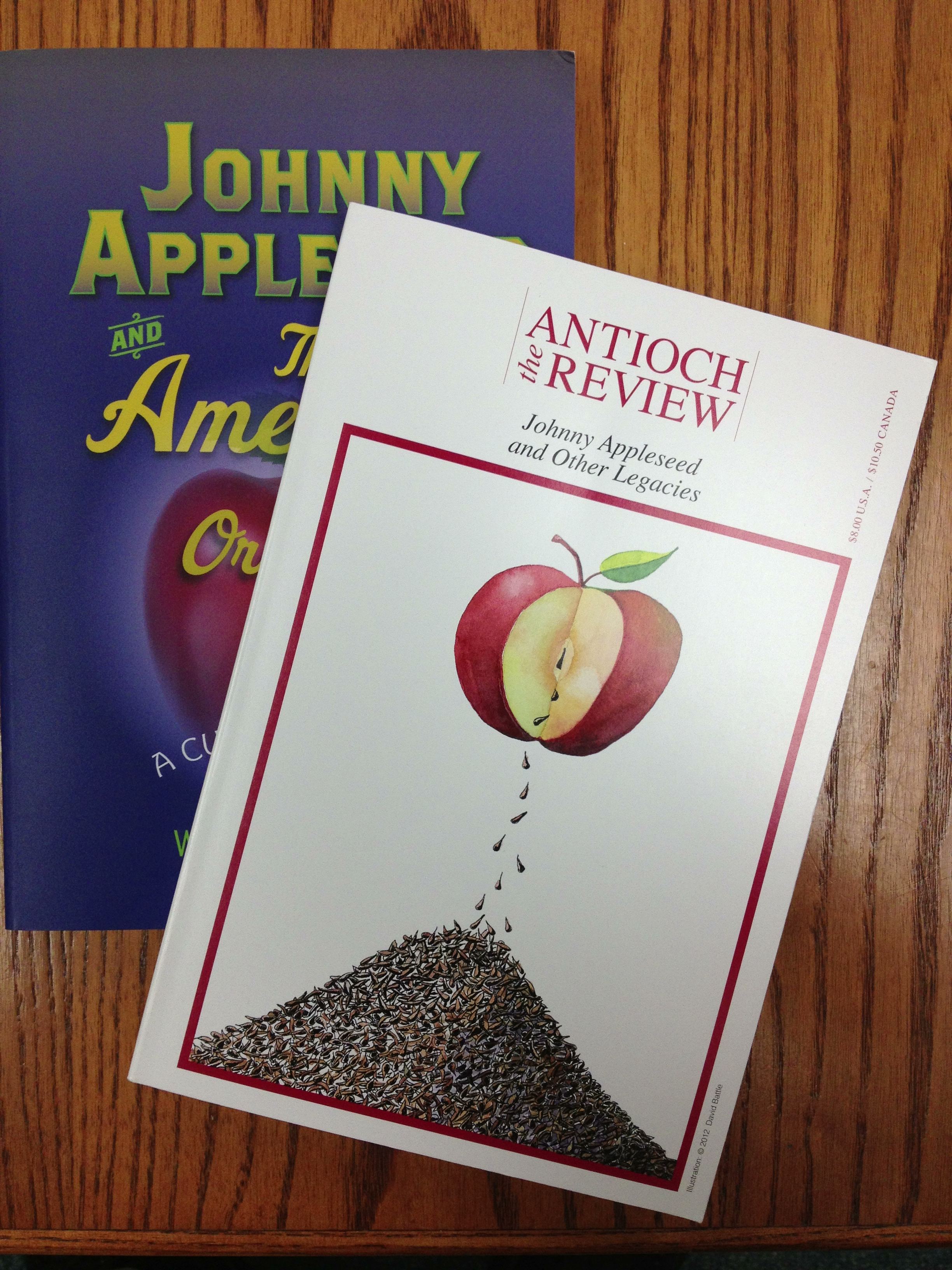 essay on johnny appleseed Food memory essay posted on december  -everyone knows johnny appleseed went across the country planting apple trees but did you know that he did it.