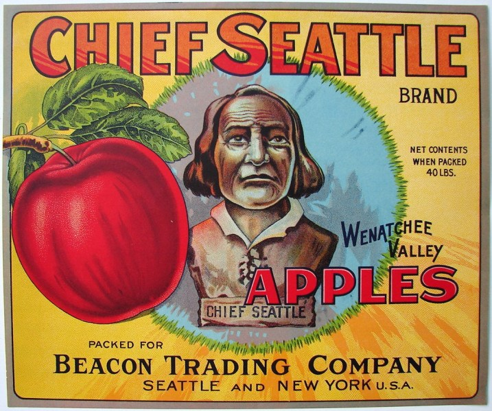 Chief seattle apples