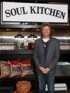 "Rocker Jon Bon Jovi opened Soul Kitchen, a ""Pay What You Can"" restaurant."