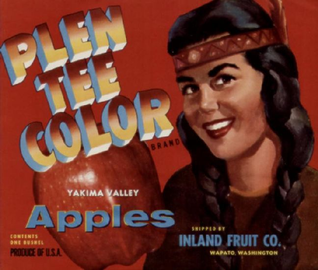 By the 1940s, American apple consumers were increasingly obsessed with the physical appearance of the food they consumed.