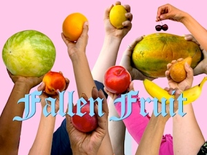 Losa Angeles-based fruit and art collective Fallen Fruit
