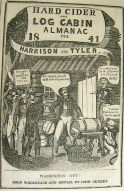 1840 Campaign Almanac