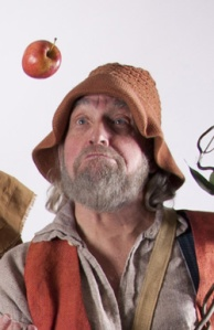 Hank Fincken as Johnny Appleseed