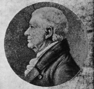 William Fitzhugh, member of the 2nd Continental Congress, builder of Chatham Manor.
