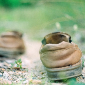"Photo ""Old Brown Shoes"" provided by Khánh Hmoong, via Flickr creative commons license."